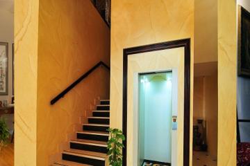 Kích thước thang máy gia đình nhỏ nhất