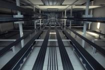 Cách vệ sinh thang máy