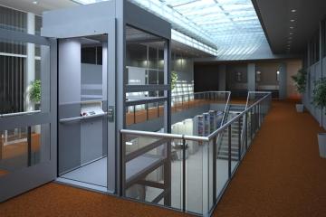 Khái niệm thang máy