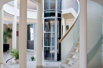 Kích thước các loại thang máy