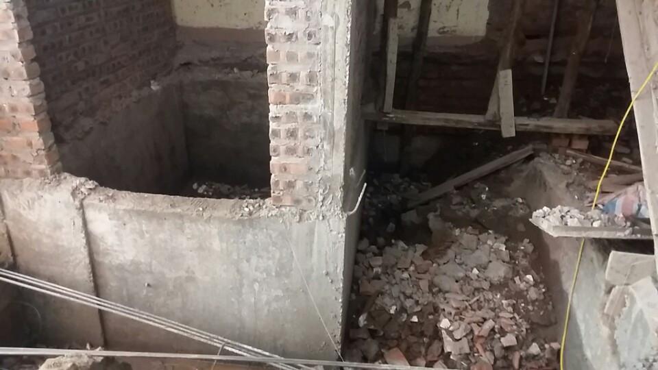lắp thang máy cho nhà cải tạo