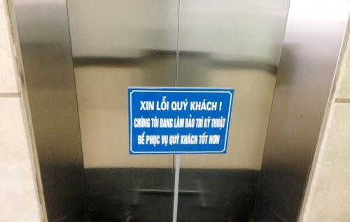 Bảo trì thang máy chuyên nghiệp