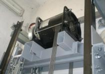 Cách thức hoạt động của thang máy