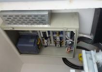 Hệ thống điều khiển thang máy