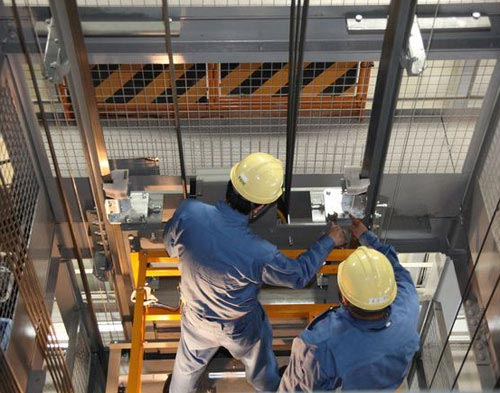 Lắp đặt thang máy chuyên nghiệp