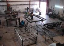 Xưởng sản xuất thang máy liên doanh