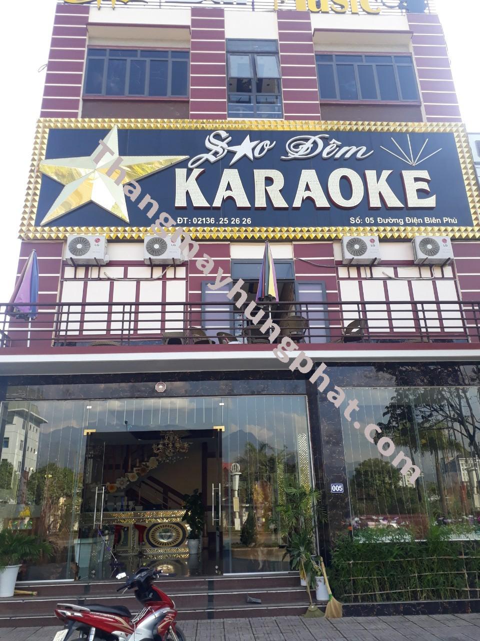 Lắp đặt thang máy tại TP. Lai Châu Chị Thỏa karaoke saodem
