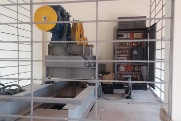 Đặc điểm thang máy 450kg