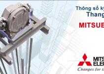 Động cơ thang máy Mitsubishi