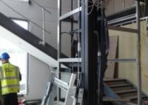 Lắp đặt thang máy gia đình